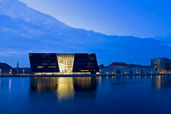 Danish Royal Library Copenhagen