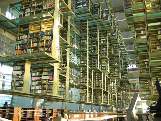 José Vasconcelos Library Mexico City