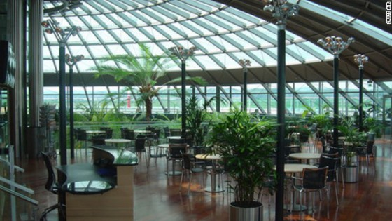 Swiss Lounge, EuroAirport Basel