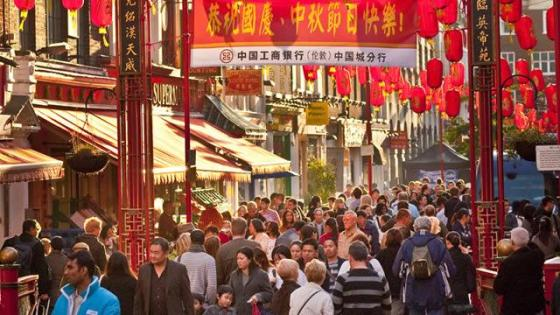 ChinaTown 'Shaftesbury Avenue'